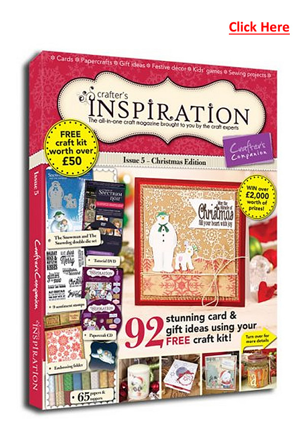 Bringing To You Crafter S Companion Inspiration Magazine Christmas