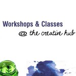 Crafty Arts Summer Workshops at the Creative Hub in Romford