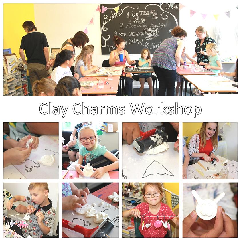 Animal Charms Workshop