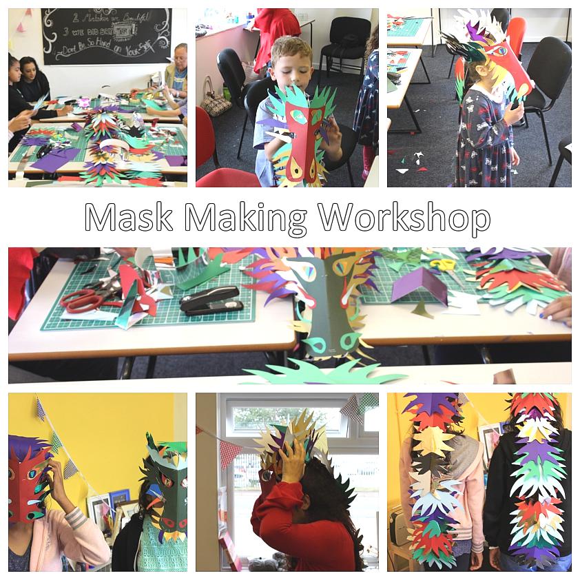Mask Making Worshop