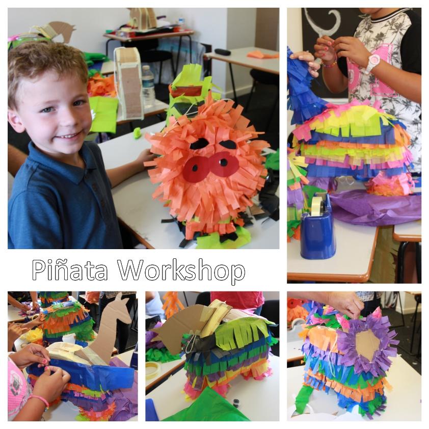Pinata Workshop