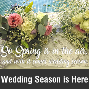 c8d3f390485c8 Wedding Season is Here | be creative daily!