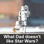 What Dad doesn't like Star Wars? DIY Gifts for Father's Day