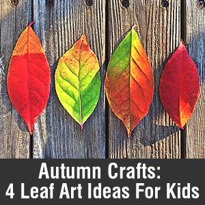 Autumn Craft Ideas for Kids