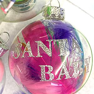 How To Make Your Own D I Y Glass Ornaments For Christmas