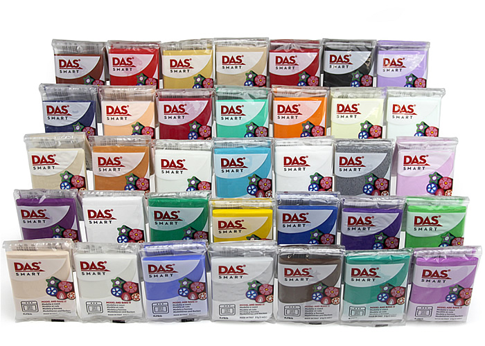 DAS Smart colour range
