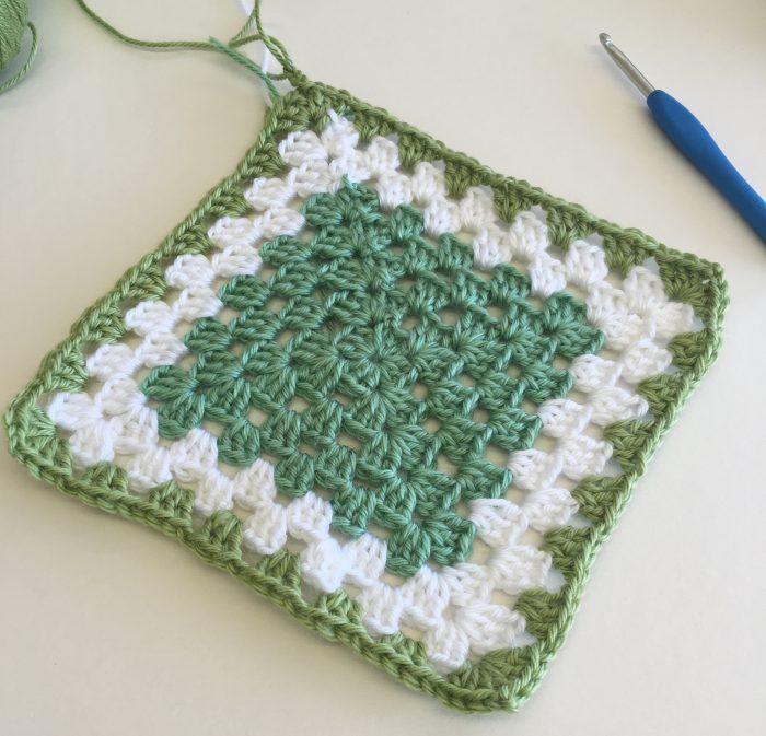 read crochet patterns