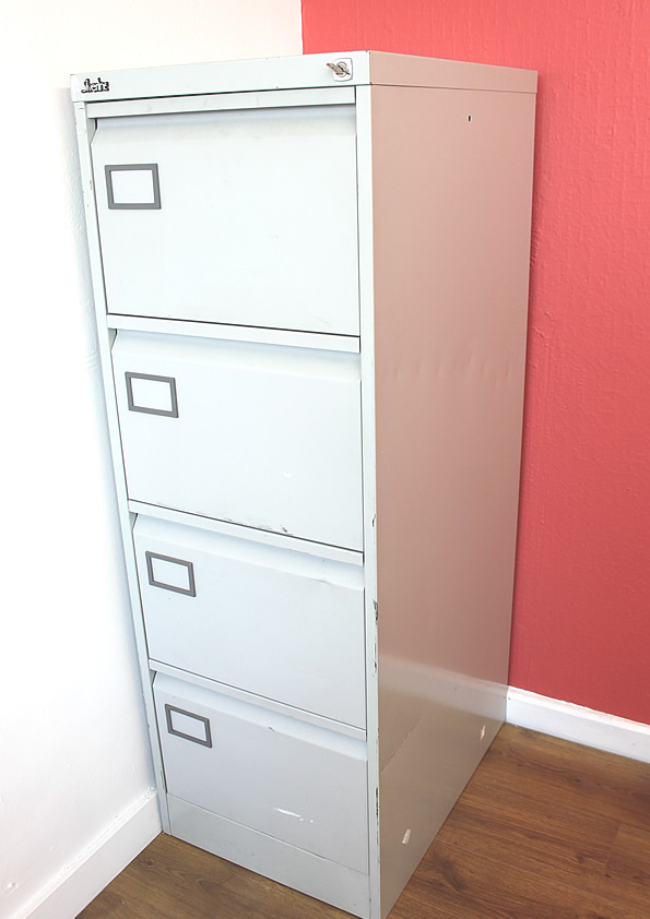 how to decoupage furniture office