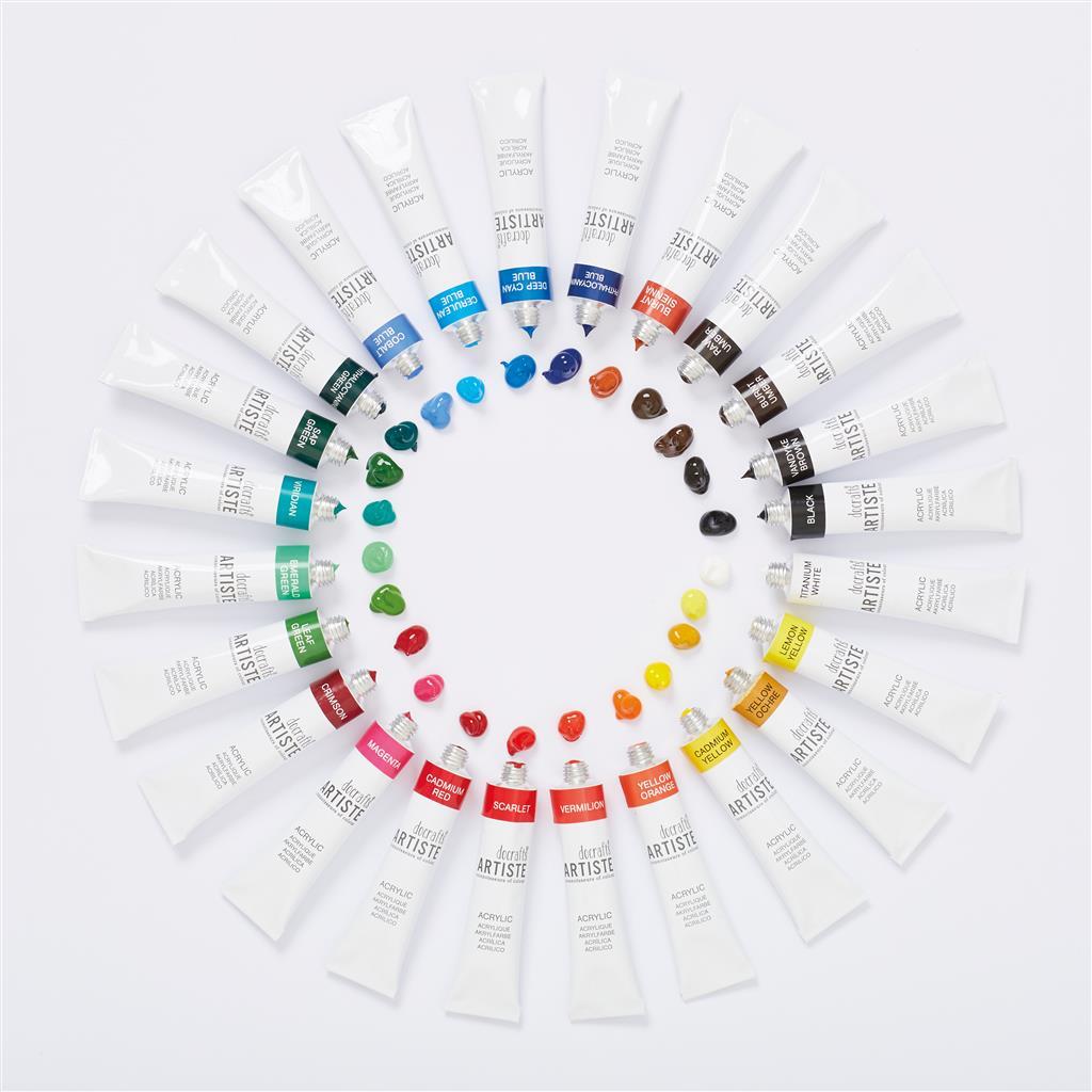DoCrafts Artitse - Acrylic Paint