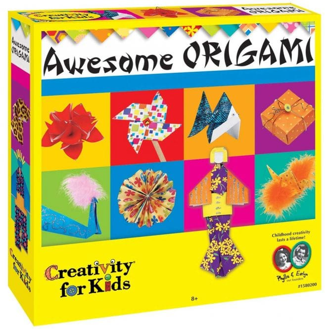 Awesome Origami Kit by Creativity for Kids