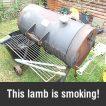 This Lamb is Smoking!