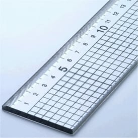 100cm Cutting Ruler with Stainless Steel Edge