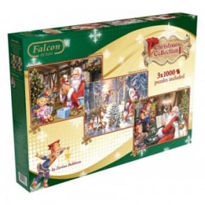 3 in 1 Christmas Collectors Box*