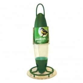 3 Port Peckish Seed & Nyjer Feeder