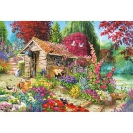 A Dog's Life Jigsaw Puzzle 500 Piece