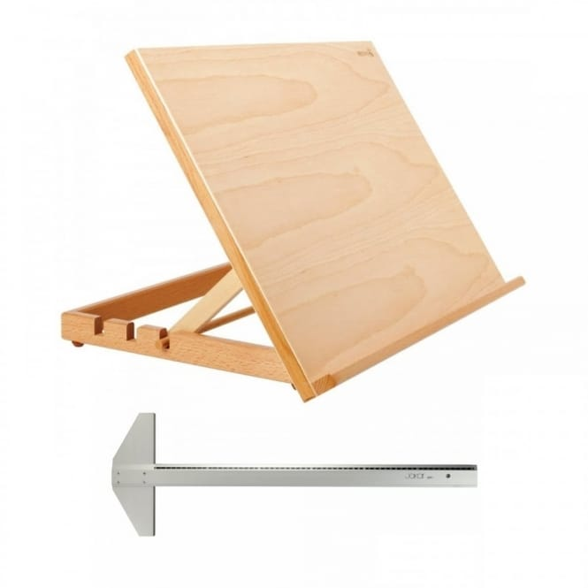 A3 Work Station Easel & T Square Set