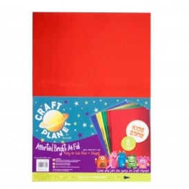 A4 Foil Card Bright (8 Pack)
