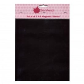 A4 Magnetic Sheets Pack of 2