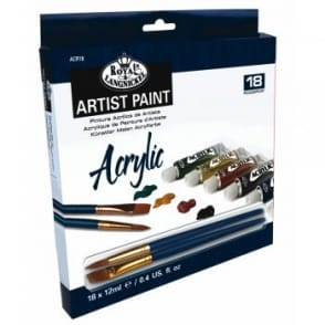 Acrylic Artist Paint Set