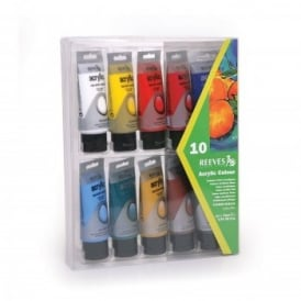 Acrylic Colour Tube Set 75ml
