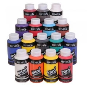 Acrylic Paint Pot