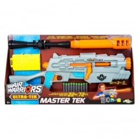 Air Warriors Master Tek Gun