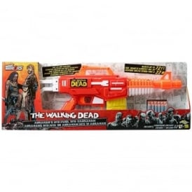 Air Warriors The Walking Dead Abraham's M16 Zombie Blaster