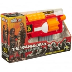 Air Warriors The Walking Dead Carl's Revolver Zombie Blaster