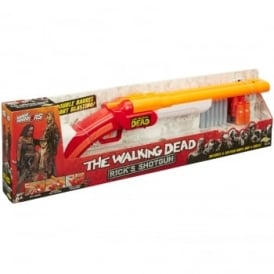 Air Warriors The Walking Dead Rick's Shotgun Zombie Blaster