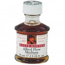 Alkyd Flow Medium for Oil Colour 75ml