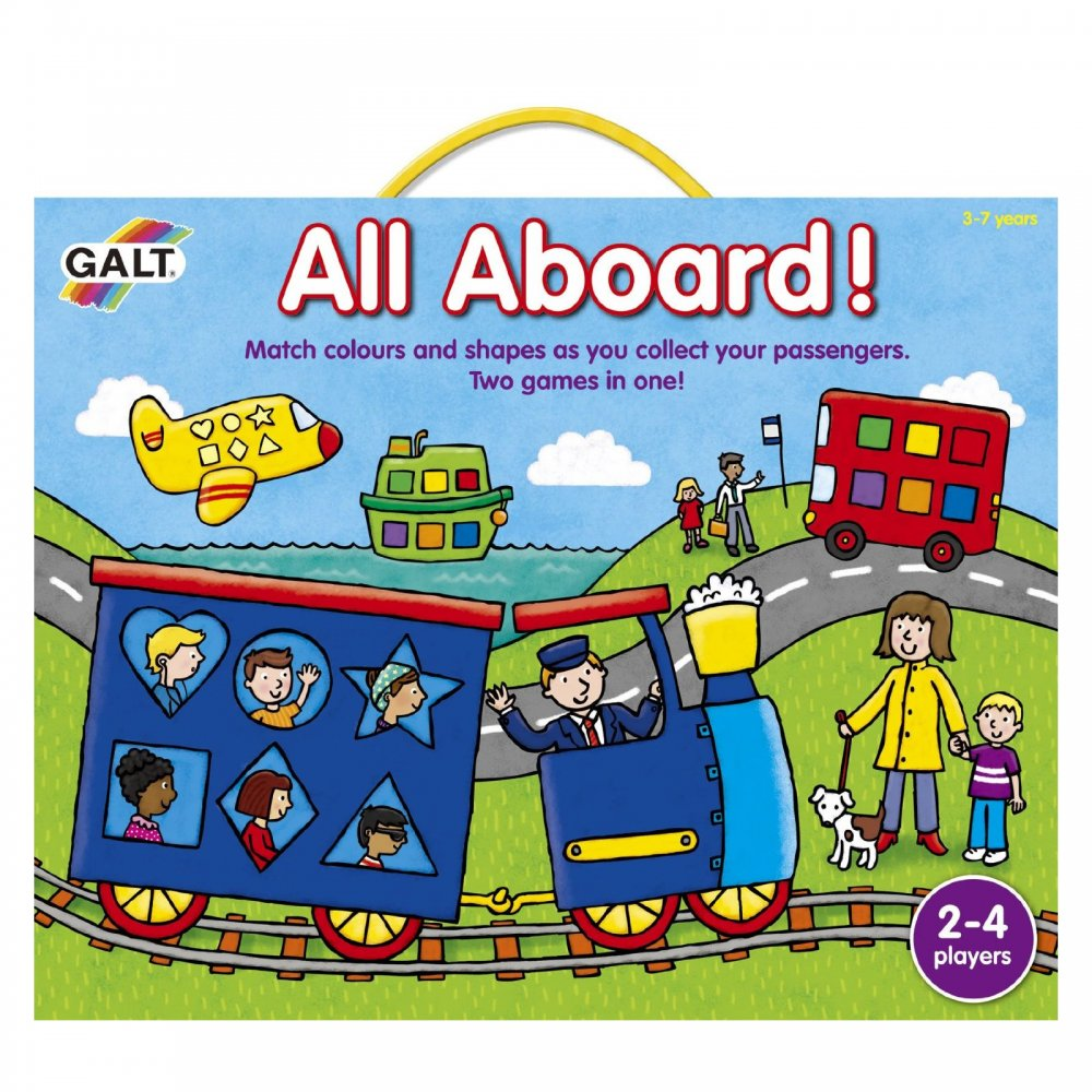All-Aboard Games
