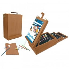 All Media Easel Art 104pc Set