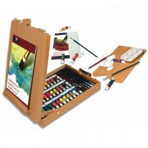 All Media Easel Art Set 48pc
