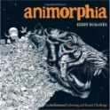 Animorphia an extreme Colouring book and Search Challenge
