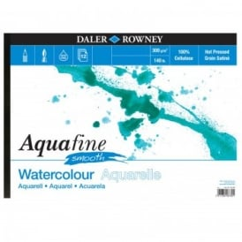 Aquafine Smooth Pad 140lb A4