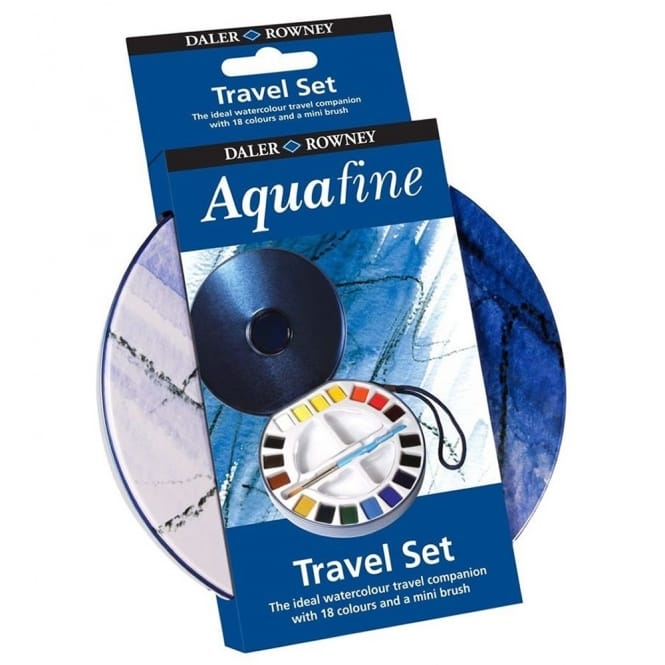 Aquafine Travel Set