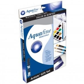 Aquafine Watercolour Gift Set