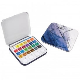 Aquafine Watercolour Travel Set