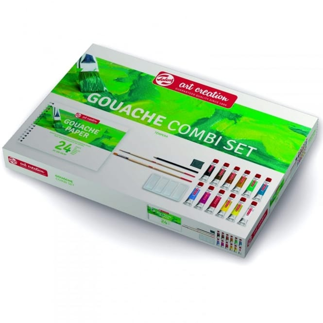 Art Creation Gouache Combi Set