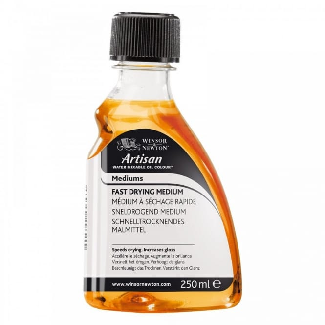 Artisan Water Mixable Fast Drying Medium 75ml