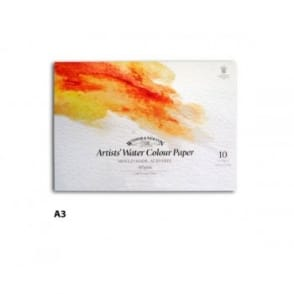 Artists 140lb Watercolour Pad A3 300GSM
