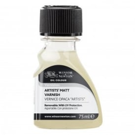 Artists' Matt Varnish - 75ml