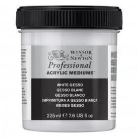 Artists Medium White Gesso 225ml