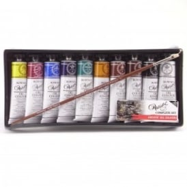 Artists Oil Colours Complete Set