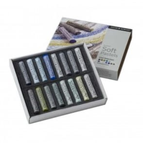 Artists Soft Pastels Cool 16 Selection