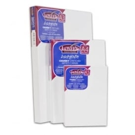 Ashgate Chunky Canvas Double Primed | Paper Sized Canvas Listed [Direct]