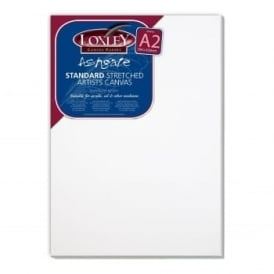 Ashgate Traditional Canvas Double Primed | Paper Sized Listed [Direct]