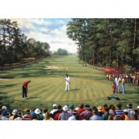 Augusta Golf - Large Paint by Numbers