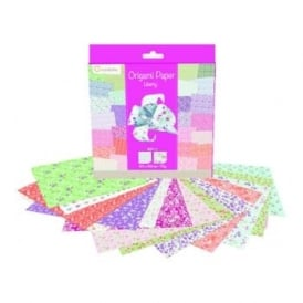 Avenue Mandarine Liberty Floral Origami Papers