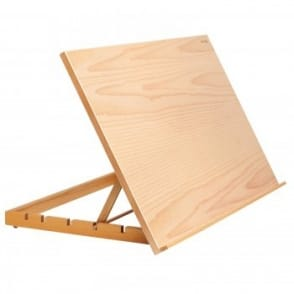 B GRADE Art and Craft Work Station Easel - A2